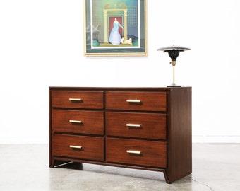 Mid Century Dresser by Brown Saltman