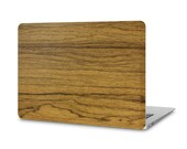 MacBook Air WoodBack Real Wood Skin  Black Limba (FREE and Fast Delivery)