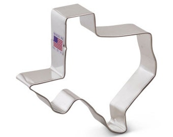 SMALL TEXAS Cookie Cutter