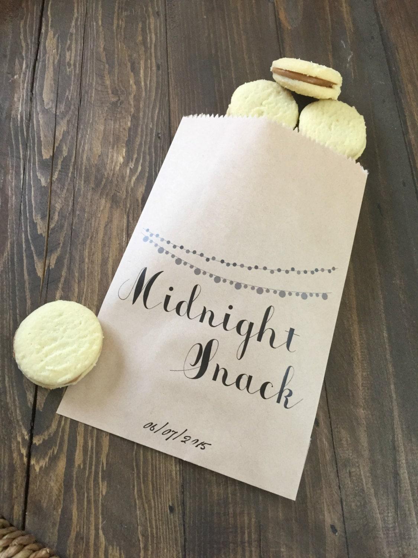 Wedding Favor Bags Personalized : Chandeliers & Pendant Lights