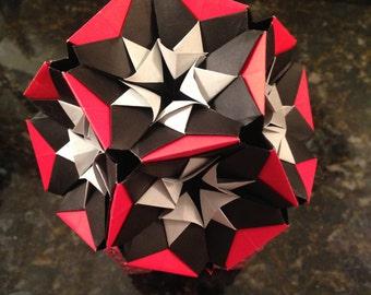 Origami Kaleidodama Kusudama