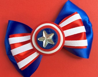 Captain America Bow