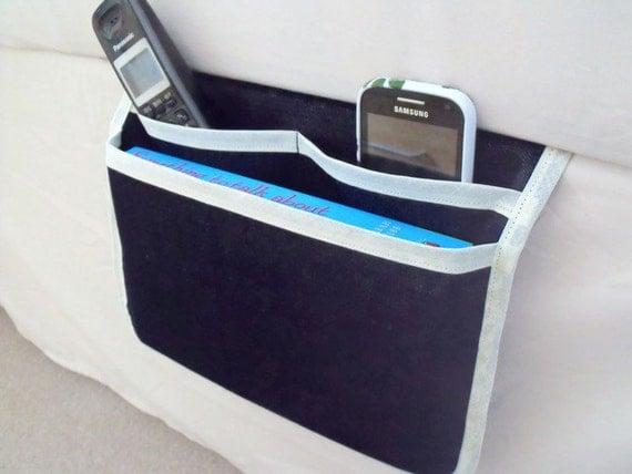 Bed Caddy Organizer Bed Organizer Pocket