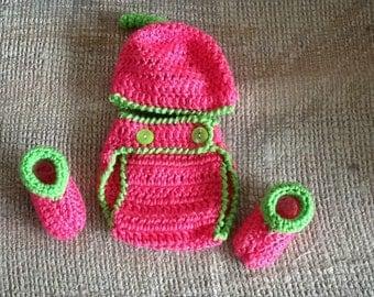 Little Strawberry Set