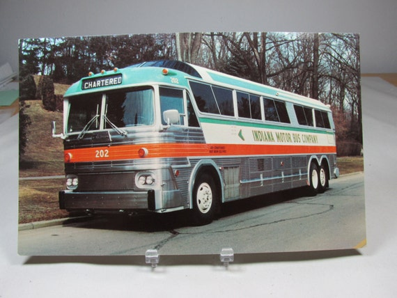 Items Similar To Indiana Motor Bus Company South Bend
