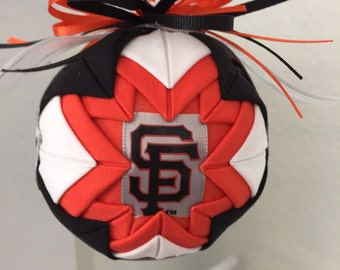 San Francisco giants ornament