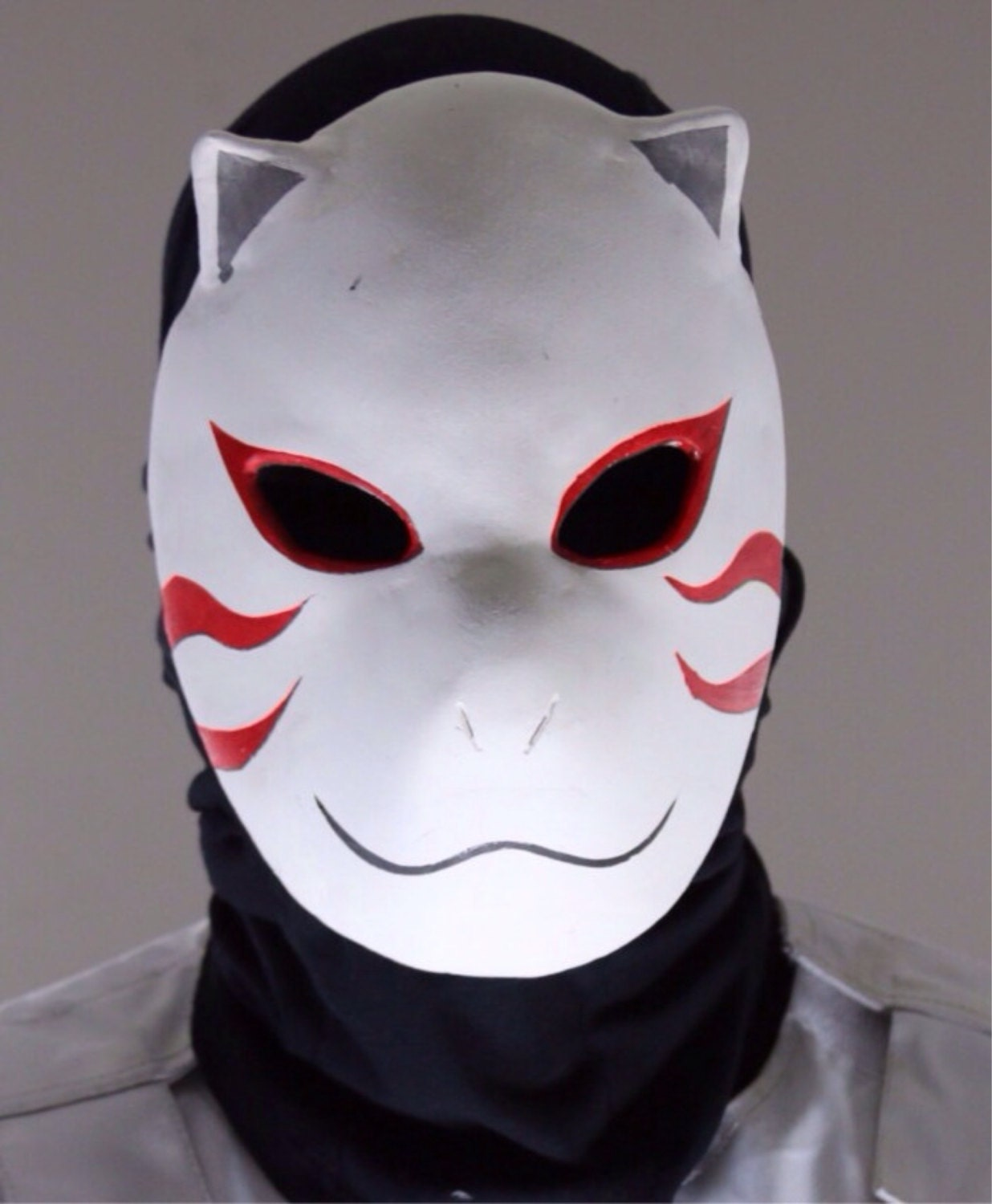 Hatake Kakashi ANBU mask by ANBUbrotherhoodSHOP on Etsy