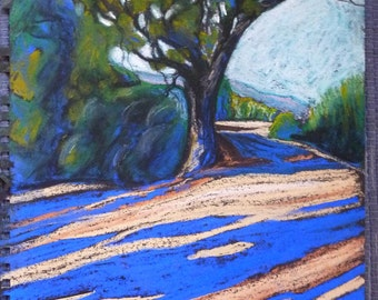 The Tree at the Bend in the Road
