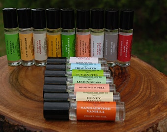 Perfume Oil, you pick any (3) , Perfume Oil.