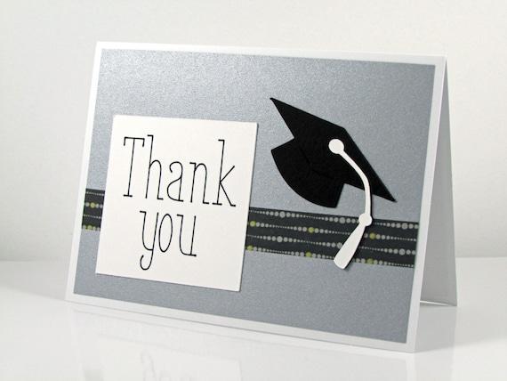 Graduation Thank You Cards: Graduation Thank You Cards Handmade