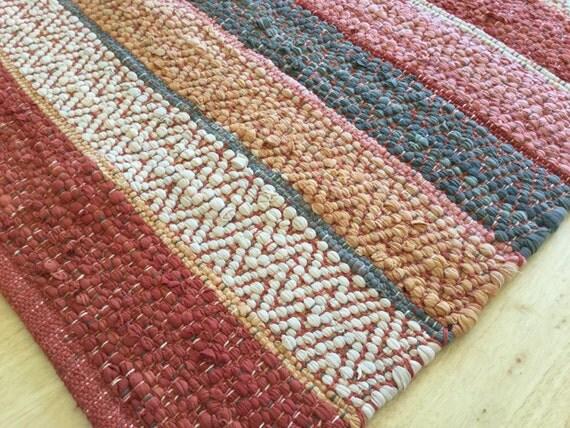 Bathroom rag rugs