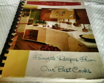 Favorite Recipes From Our Best Cooks.    1966
