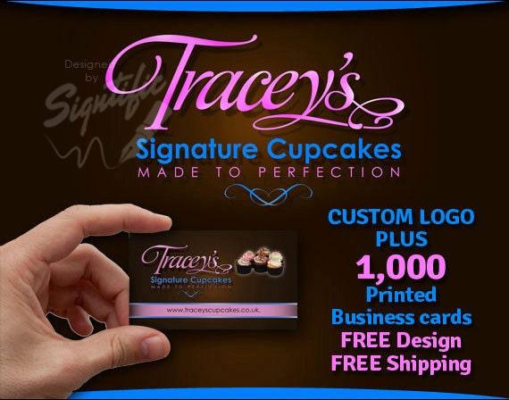 Logo design and 1000 business cards FREE design FREE
