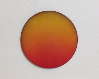 Sun or Moon - Small - Metal Wall Art - (EE1s--)