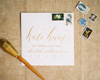 Wedding or Event Calligraphy, Mix & Match script