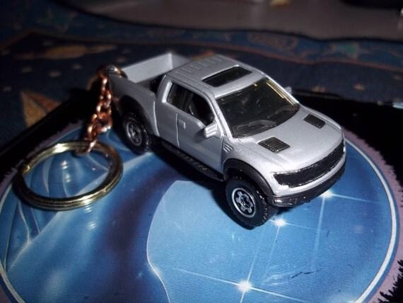 Ford Raptor Keychain Custom Made Keychain,2010 Ford
