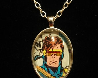 Marvel Cyclops X-Men Pendant