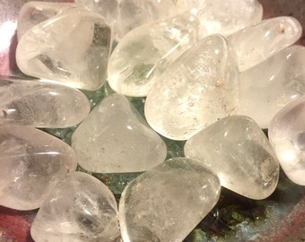 Clear Quartz from India