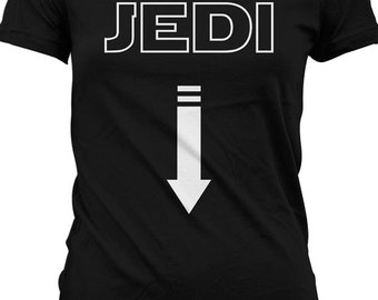 Funny Pregnancy Shirt We Are Hoping For A Jedi T Shirt Gifts For Expecting Mothers Pregnancy Announcement Maternity T-Shirt Ladies MD-380B