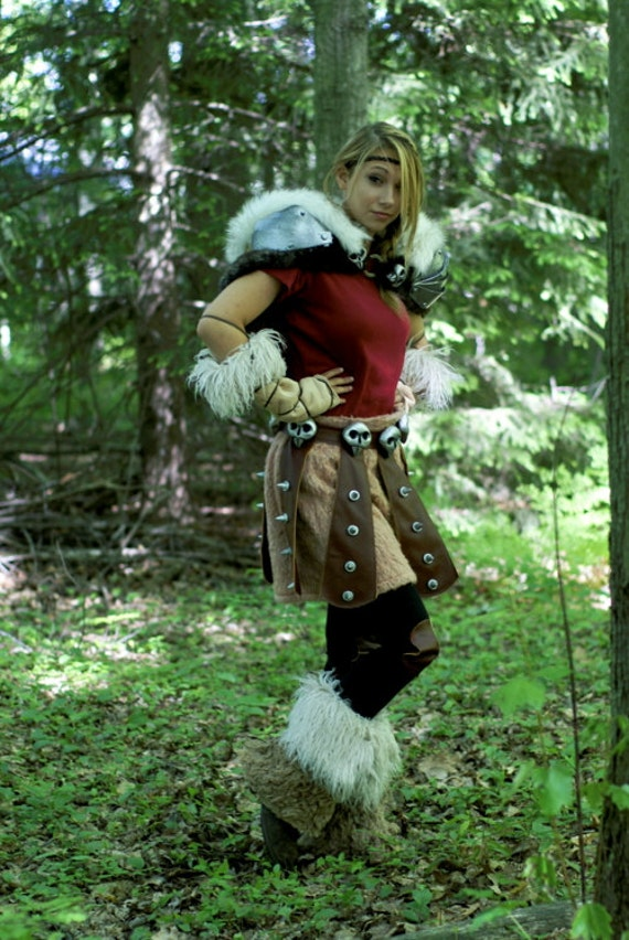 How To Train Your Dragon 2 Astrid Inspired By