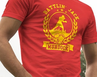 Daredevil T-Shirt | Battlin Jack Murdock
