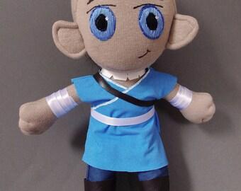 Sokka Avatar The Last Airbender Plush Doll Plushie Toy [READY TO SHIP]