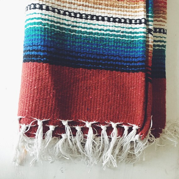 Mexican Beach Blanket