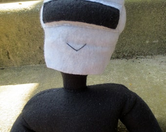 Daft Punk Thomas plush