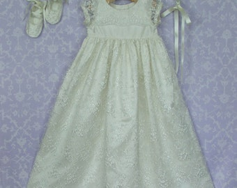 Constance Gown with Accessories