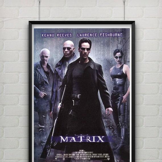 The Matrix Original Movie Poster