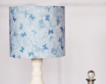 Butterfly Table Lamp, Lamp Shade, Butterfly, Butterfly Living Room,  Handmade Lamp Shade