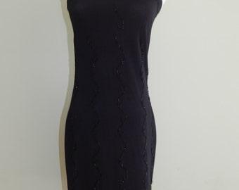 Vintage 1990's Little Black Dress