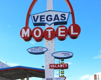 Vegas Motel - Las Vegas, NV 2015