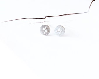 Silver Pisces Stud Earring 925 Sterling Silver Horoscope Stud Earring Simple Everyday Earring Star Sign Earring Astrology Birthday Gift
