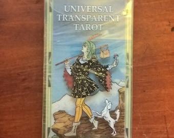 Universal Transparent Tarot - Rider Waite