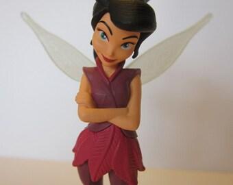 Vidia cake topper, Fairies Cake topper, Disney Fairies Characters,  FAST Shipping