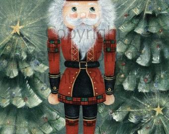 Nutcracker Christmas Decor