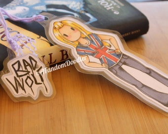 Rose Tyler (Doctor Who) Bookmark