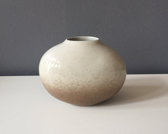 Vintage Minimalist Studio Pottery by Thieberger 1986