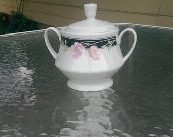 Vintage Sugar Bowl by Gibson Designs