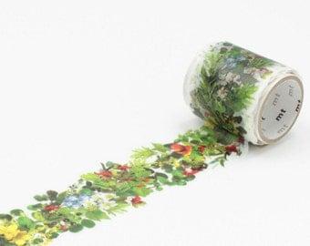 mt Masking Tape - mt fab Cut Out Tape, Green, 38mm x 3m (MTKT1P04)