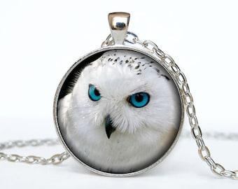 Owl necklace Owl pendant Owl jewelry