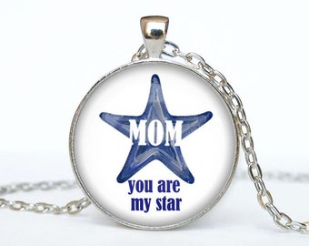 Mothers day necklace Mothers day pendant Mothers day jewelry