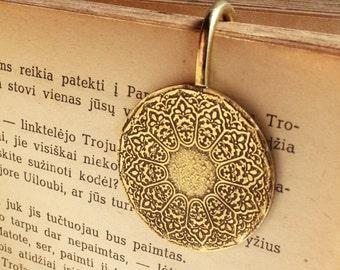 Bookmark - Handmade Bookmark - Gift for Readers, Unique, Metal Bookmark, Lesezeichen, Bokmärke, Signet, Segnalibro, Bokmerke