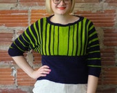 Koval Sweater Pullover Knitting Pattern