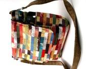 womens backpack purse converts to crossbody bag, messenger bag, sling bag, crossbody handbag, zipper purse fits Ipad