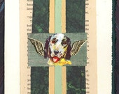 Pet Sympathy Card Gift of Peace