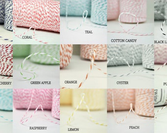 Bakers Twine  -- sampler pack --