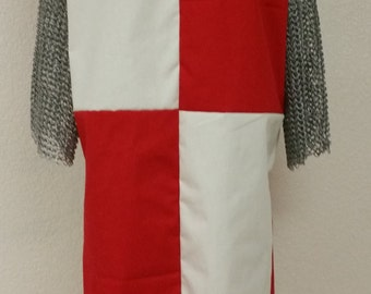 William of Montferrat Inspired Medieval Crusader Renaissance Knight Surcoat Tabard Tunic Assassins Creed