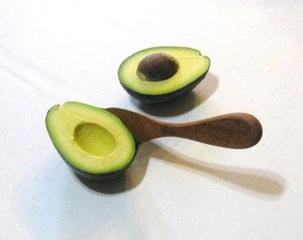 Avocado Spoon Wooden Utensil